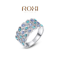 Кольцо Roxi Blue Diamonds