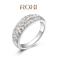 Кольцо Roxi Silver Diamonds