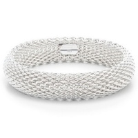 Браслет Tiffany Mesh Bangle