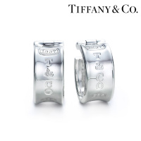 Серьги Tiffany 1837 Round Earrings