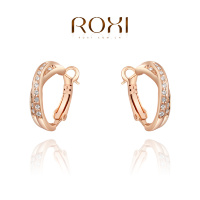 Серьги Roxi Golden Circles