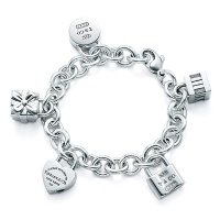 Браслет Tiffany Five Locks Bracelet