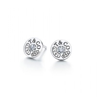 Серьги Tiffany 1837 Circle Earrings